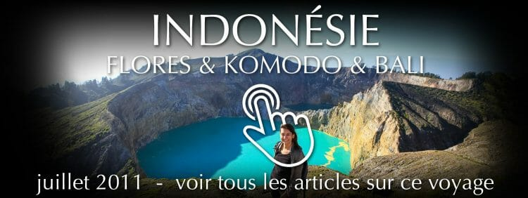 Travel Indonesia July 2017