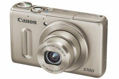 Canon Powershot 100s