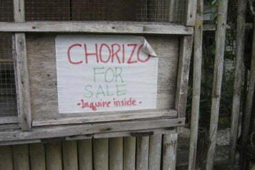 Chorizo philippin.
