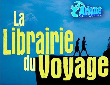 Ariane, the travel bookstore
