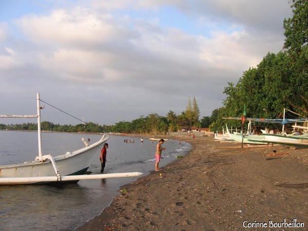 Lovina Beach. Bali.