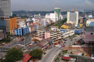 Johor Bahru. Malaisie.