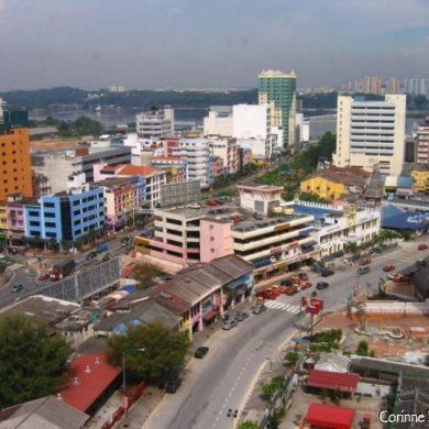Johor Bahru. Malaysia.