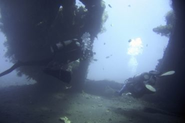 Wreck of Liberty - Tulamben