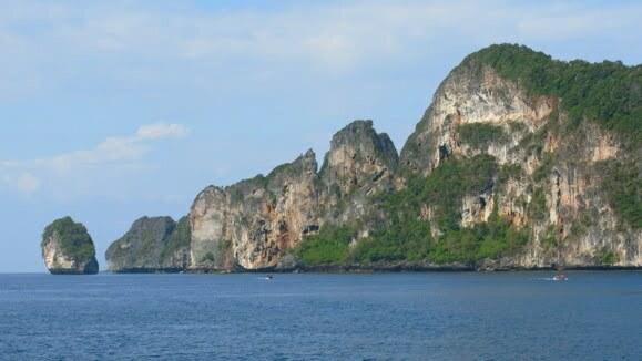 Krabi, Thaïlande.