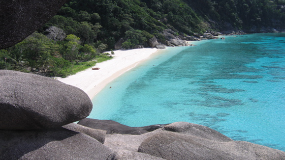 Similan Islands, Thailand.