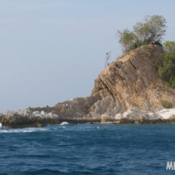 Koh Rin: a Thai island located off Pattaya. © MKDivers.com