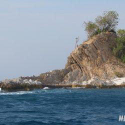 Koh Rin: un îlot thaïlandais situé au large de Pattaya. ©MKDivers.com
