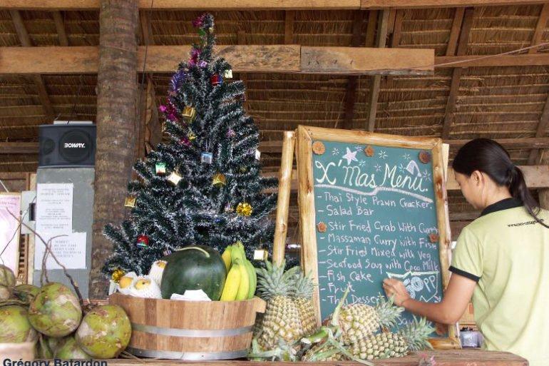 Thaïlande, 24 décembre 2004. (Photo : Grégory Batardon)