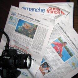 dimanche Ouest-France du 15 février 2009