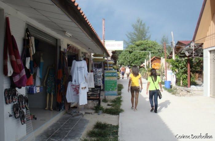 Koh Lipe, Thailand. March 2009.