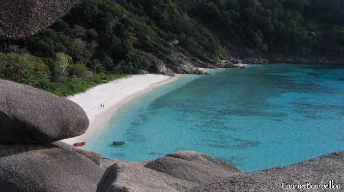 Similan Island No. 8.