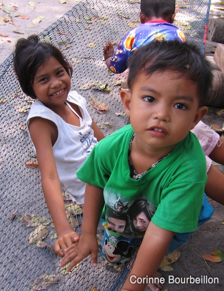 Les enfants de Koh Lipe.