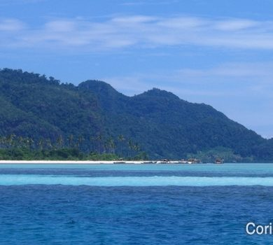 Mantabuan Island, off Semporna. Borneo, Malaysia. (July 2006)