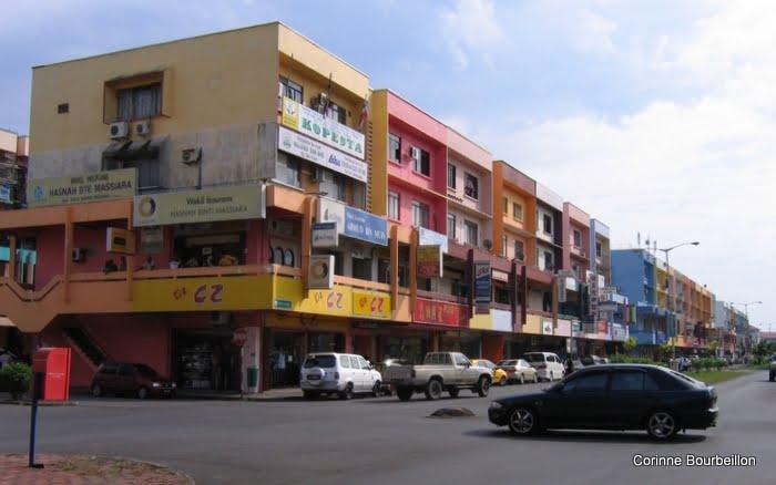 Tawau (Borneo, Malaysia, July 2009).