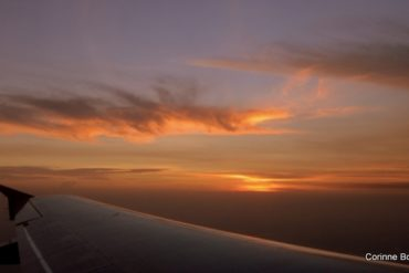 Les beaux, les merveilleux nuages...