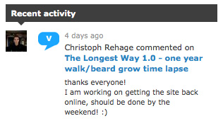 The Longest Way : Christoph Rehage.