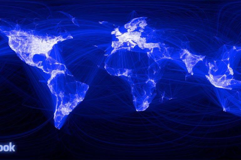 Facebook connecte le monde, qu'on le veuille ou non...