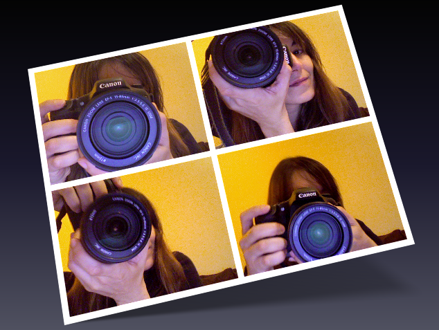 My new toy: the Canon Eos 7D.