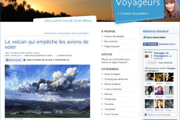 Travel & Travelers, my new blog for Ouest-France.fr