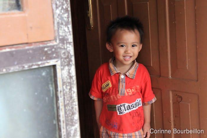 Batutumonga, Sulawesi, Indonésie. Juillet 2010.
