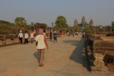 Angkor Wat. Siem Reap, Cambodia, February 2011.