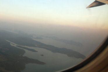 La peur en avion.