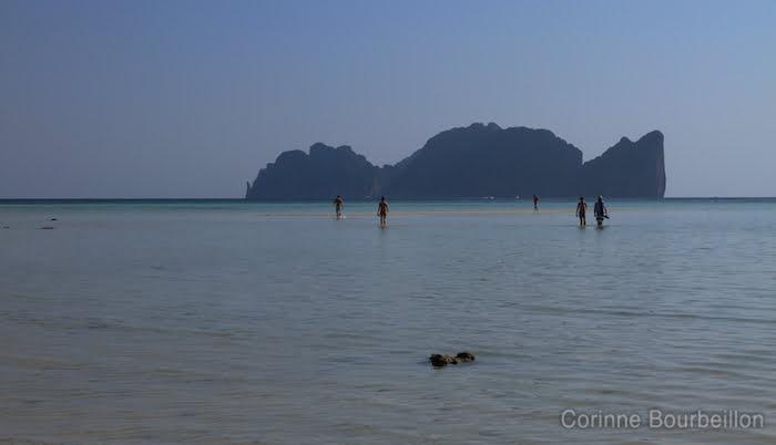 Koh Phi Phi Leh. Thailand, February 2011.