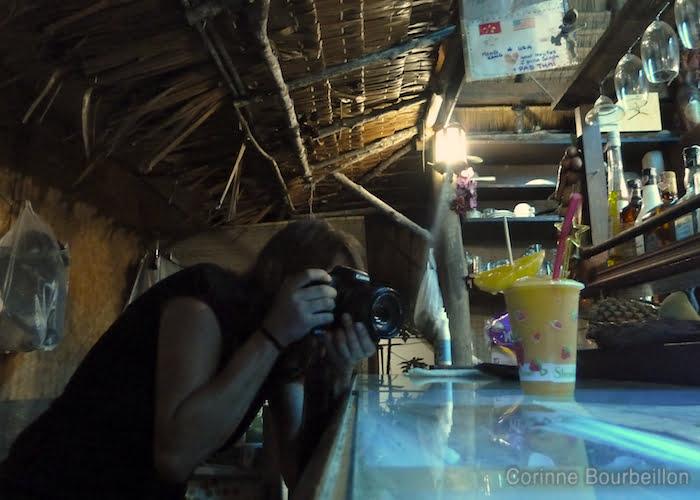 Le meilleur mango-shake de Koh Phi Phi ! Thaïlande, février 2011.