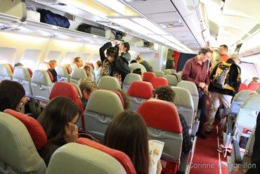 Paris - Kuala Lumpur sur Air Asia X.