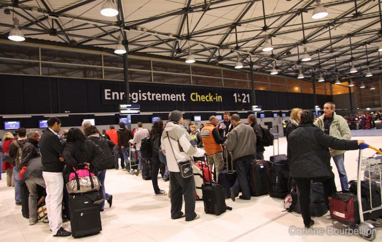 Aéroport Charles-de-Gaulle, Terminal 3.