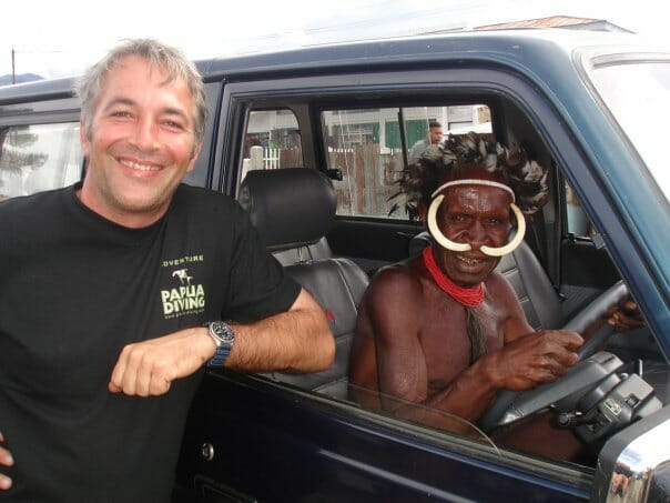 Max Ammer, un Hollandais chez les Papous.