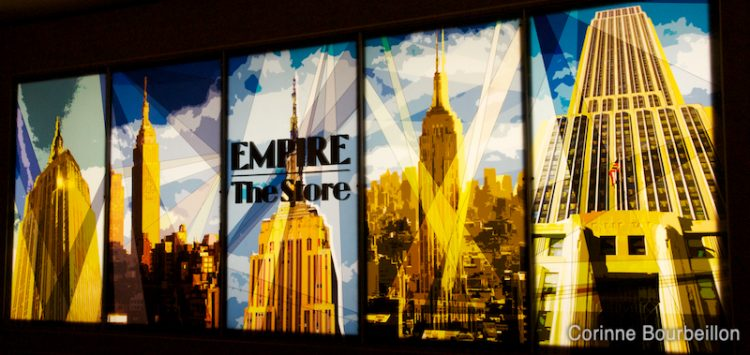 Empire State Building. New York, mai 2012.