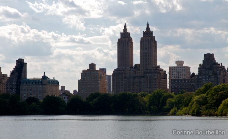 Central Park. New York. Mai 2012.
