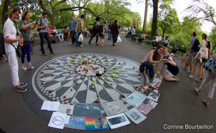 Central Park. New York. May 2012.