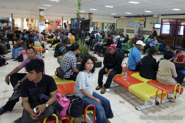 Kupang Airport. Indonesia, July 2012.