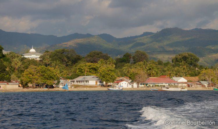Alor, Indonésie, juillet 2012.