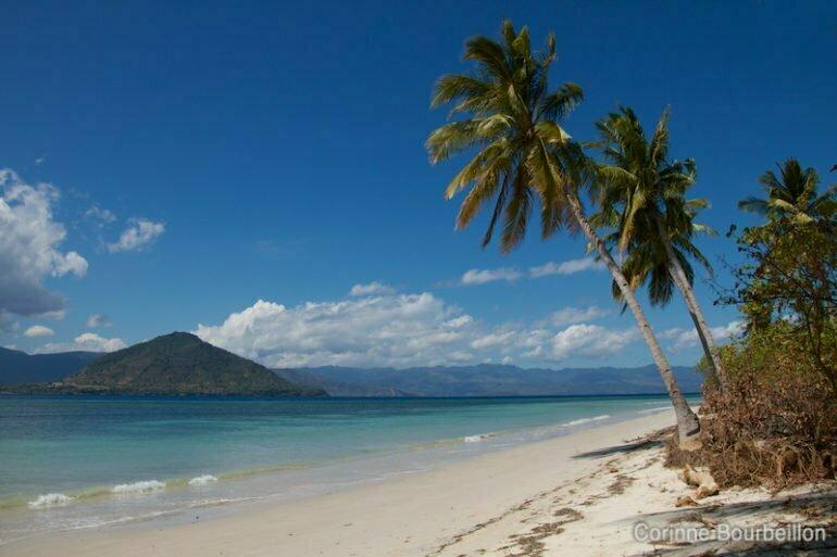 Pantar Island. Alor, Indonésie. Juillet 2012.