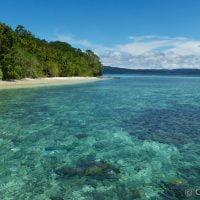 Raja Ampat, Kri Island. Sorido Bay Resort. Indonesia, July 2012.