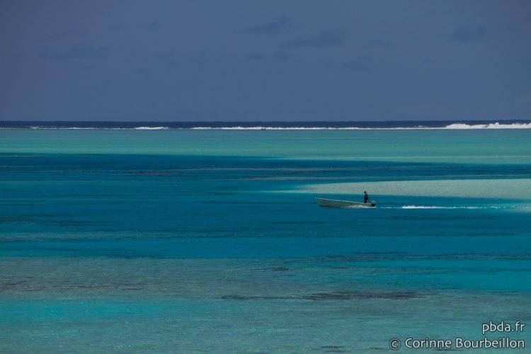 Maupiti. Polynesia. October 2012.