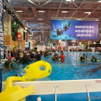 2013 Paris Diving Show