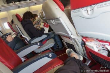 Air Asia X. Juillet 2011.