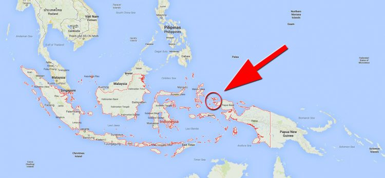 Where is Raja Ampat?