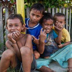 Sawai Itepo Village. Halmahera, Indonesia. March 2013, Indonesia.