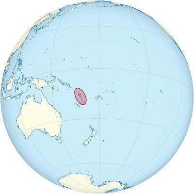C'est où le Vanuatu ?
