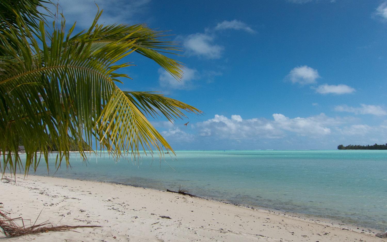 In Polynesia, it's always summer ...