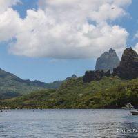 Moorea. Polynésie, octobre 2012.