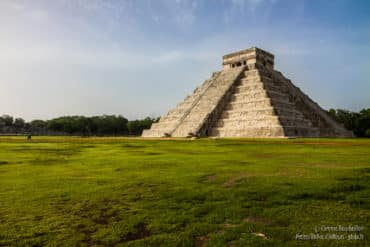 Wouaaah... Chichén Itzá ! Mexique, Yucatán, juillet 2014.