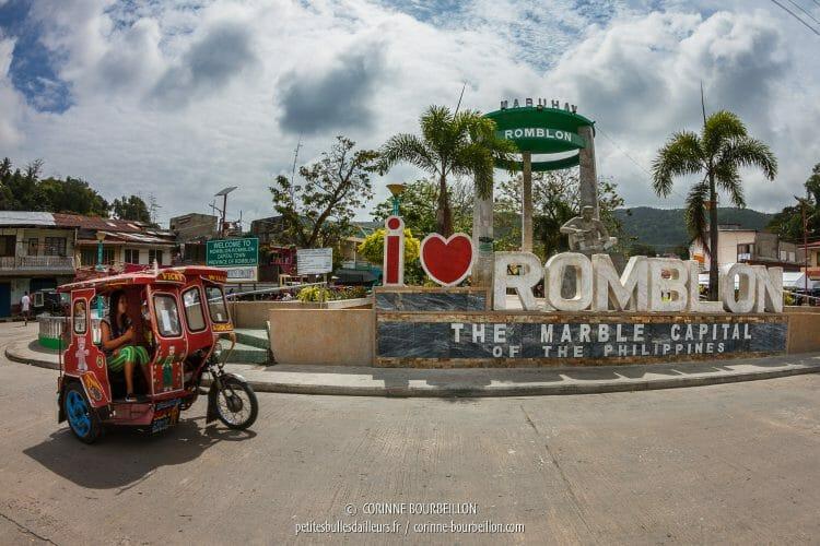 Bienvenue à Romblon, la capitale du marbre. (Philippines, mars 2017)