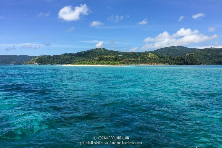 Les eaux azur de Romblon. (Philippines, mars 2017)